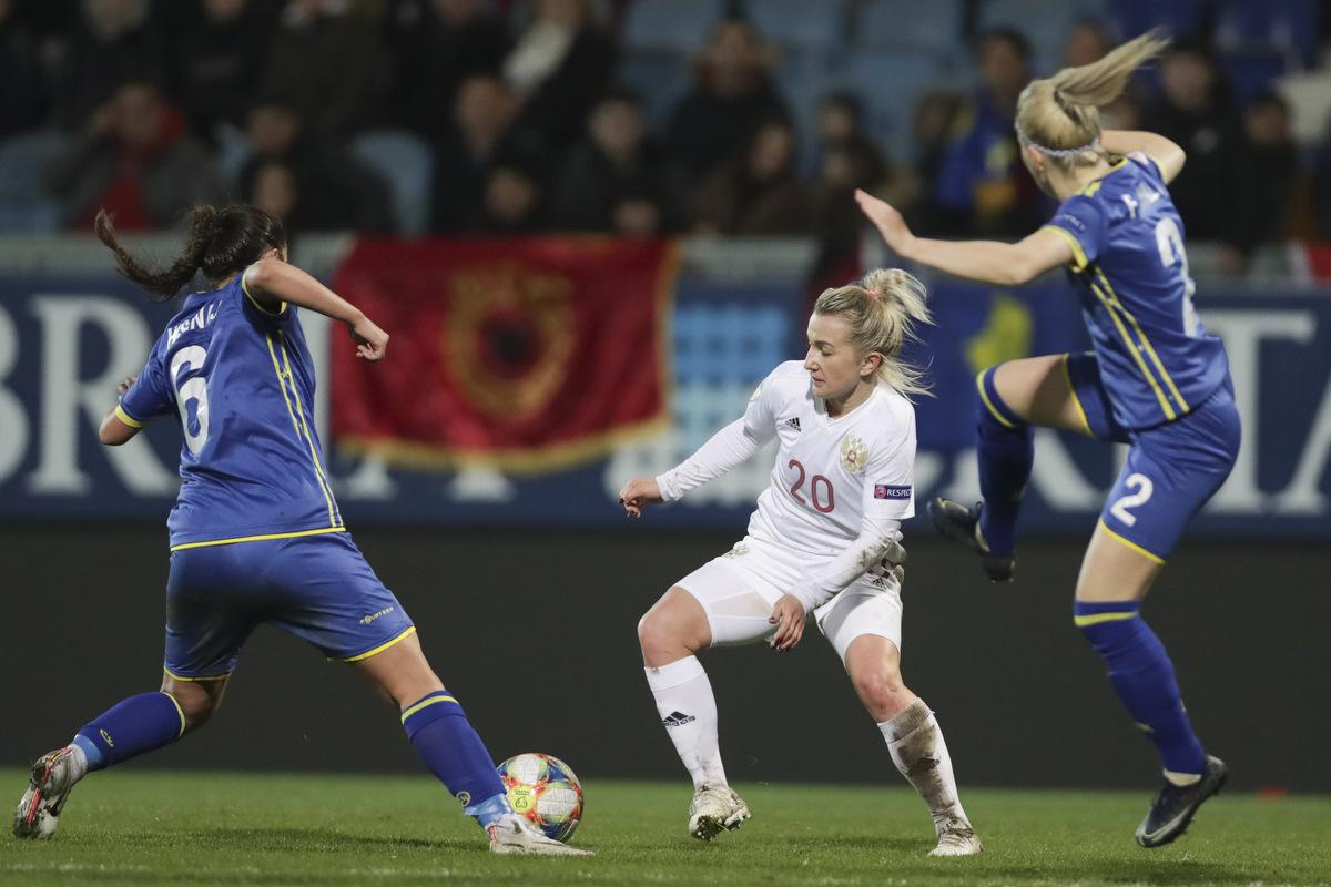 Kosovo Spiel
