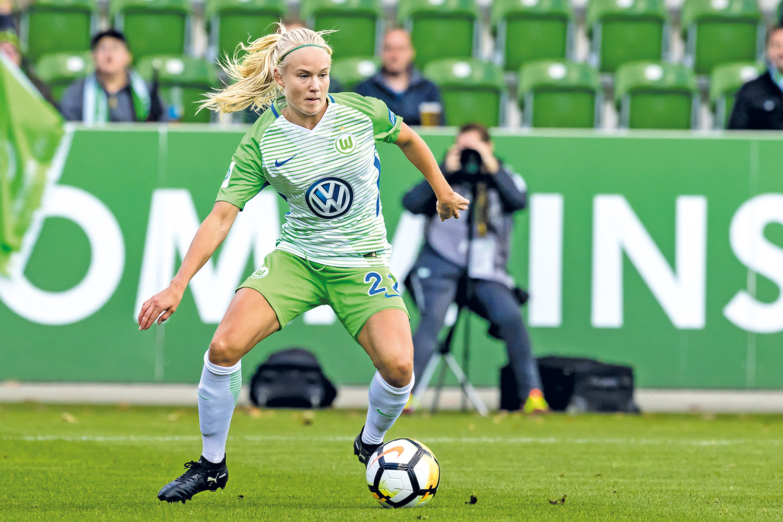 Frauenfußball Champions League Finale 2021